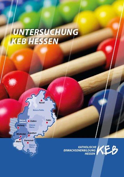 Katholische Erwachsenenbildung in Hessen Projekte KEB Untersuchung Bestandsaufnahme